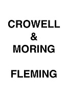 Crowell & Moring Fleming