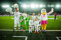 during the Barclays Premier League match between Swansea City and Sunderland played at the Liberty Stadium, Swansea  on  January the 13th 2016