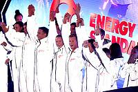 ENERGY STANDARD team <br /> Napoli 12-10-2019 Piscina Felice Scandone <br /> ISL International Swimming League <br /> Photo Cesare Purini/Deepbluemedia/Insidefoto