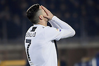 Cristiano Ronaldo of Juventus <br /> Torino 15-12-2018 Stadio Olimpico Football Calcio Serie A 2018/2019 Torino - Juventus <br /> Foto Federico Tardito / OnePlusNine / Insidefoto