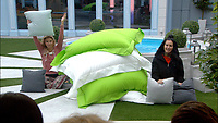 Celebrity Big Brother 2017<br /> Brandi Granville, Jemma Lucy<br /> *Editorial Use Only*<br /> CAP/KFS<br /> Image supplied by Capital Pictures