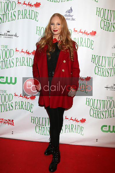 Elizabeth Stanton<br /> at the 85th Annual Hollywood Christmas Parade, Hollywood Boulevard, Hollywood, CA 11-27-16<br /> David Edwards/DailyCeleb.com 818-249-4998