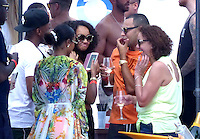 **ALL ROUND EXCLUSIVE PICTURES FROM SOLARPIX.COM**<br /> **DOUBLE SPACE RATES APPLY**<br /> **WORLDWIDE SYNDICATION RIGHTS**<br /> Little Mix singer Leigh-Anne Pinnock was spotted partying at the Champagne Spray Party at the Ocean Club in Marbella this weekend with her on-off boyfriend, Jordan Kiffin, who plays football for Ashford Town F.C. Leigh-Anne was in Marbella for a long weekend with fellow band-mate Jade Thirwall, who was hard to spot in the crowd.<br /> This pic:   Leigh-Anne Pinnock &amp; Jordan Kiffin<br /> JOB REF:  18225  AB1sf      DATE:  24.05.15<br /> **MUST CREDIT SOLARPIX.COM OR DOUBLE FEE WILL BE CHARGED**<br /> **MUST AGREE FEE BEFORE ONLINE USAGE**<br /> **CALL US ON: +34 952 811 768 or LOW RATE FROM UK 0844 617 7637****ALL ROUND EXCLUSIVE PICTURES FROM SOLARPIX.COM**<br /> **DOUBLE SPACE RATES APPLY**<br /> **WORLDWIDE SYNDICATION RIGHTS**<br /> Little Mix singer Leigh-Anne Pinnock was spotted partying at the Champagne Spray Party at the Ocean Club in Marbella this weekend with her on-off boyfriend, Jordan Kiffin, who plays football for Ashford Town F.C. Leigh-Anne was in Marbella for a long weekend with fellow band-mate Jade Thirwall, who was hard to spot in the crowd.<br /> This pic:   Leigh-Anne Pinnock <br /> JOB REF:  18225  AB1sf      DATE:  24.05.15<br /> **MUST CREDIT SOLARPIX.COM OR DOUBLE FEE WILL BE CHARGED**<br /> **MUST AGREE FEE BEFORE ONLINE USAGE**<br /> **CALL US ON: +34 952 811 768 or LOW RATE FROM UK 0844 617 7637**