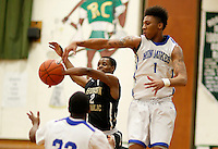 Trenton Catholic vs Hudson Catholic boys basketball - 020715