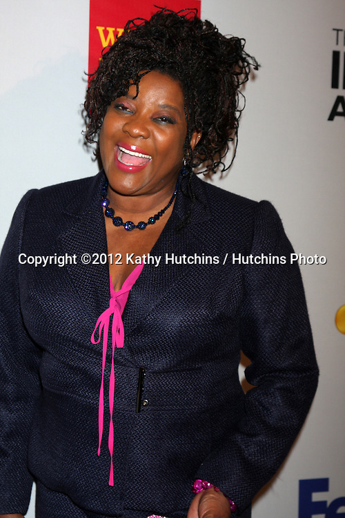 LOS ANGELES - FEB 11:  Loretta Devine arrives at the NAACP Image Awards Nominees Reception at the Beverly Hills Hotel on February 11, 2012 in Beverly Hills, CA