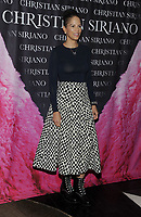 NEW YORK, NY - NOVEMBER 08:Veronica Webb attends the release of Christian Siriano's  book 'Dresses To Dream About' at the Rizzoli Flagship Store on November 8, 2017 in New York City.  Credit: John Palmer/MediaPunch
