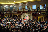 Wide view of the the floor of the United States House of Representatives on the first day of the 115th Congress in the US Capitol in Washington, DC on Tuesday, January 3, 2017.<br /> Credit: Ron Sachs / CNP<br /> (RESTRICTION: NO New York or New Jersey Newspapers or newspapers within a 75 mile radius of New York City)