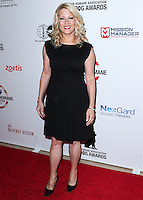 BEVERLY HILLS, CA, USA - SEPTEMBER 27: Barbara Niven arrives at the 4th Annual American Humane Association Hero Dog Awards held at the Beverly Hilton Hotel on September 27, 2014 in Beverly Hills, California, United States. (Photo by Xavier Collin/Celebrity Monitor)