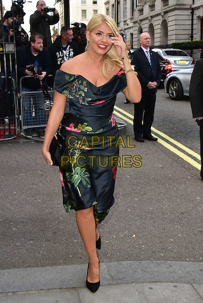 LONDON, ENGLAND - SEPTEMBER 28: Holly Willoughby attends the Pride of Britain awards at The Grosvenor House Hotel on September 28, 2015 in London, England.<br /> CAP/JOR<br /> &copy;JOR/Capital Pictures