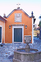 the chapel quinta do vallado douro portugal