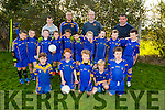 SIOBHAN COTTER BLITZ:  Enjoying the Annual Siobhan Cotter Blitz  in Churchill on Sunday were Ballymac U8's