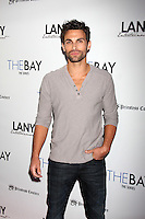 """LOS ANGELES - AUG 4:  Erik Fellows at the """"The Bay"""" Red Carpet Extravaganza at the Open Air Kitchen + Bar on August 4, 2014 in West Hollywood, CA"""