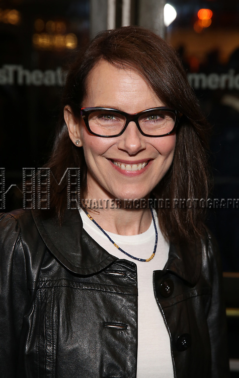 """Amy Ryan Attends the Broadway Opening Night of """"All My Sons"""" at The American Airlines Theatre on April 22, 2019  in New York City."""