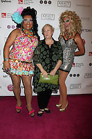 Kathy Kinney, Drag Queens<br /> at the Best In Drag Show, Orpheum Theatre, Los Angeles, CA 10-04-15<br /> David Edwards/DailyCeleb.com 818-249-4998