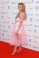 Tallia Storm at WE Day 2016 at Wembley Arena, London.<br /> March 9, 2016  London, UK<br /> Picture: Steve Vas / Featureflash