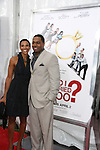 Friend & Lamman Rucker - AMC & ATWTstars in and attends the premiere of Tyler Perry's Why Did I Get Married Too? on March 22, 2010 at the School Of Visual Ats Theater, New York City, NY. (Photos by Sue Coflin/Max Photos)