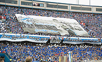 Deportivo Alaves's supporters during Copa del Rey (King's Cup) Final between Deportivo Alaves and FC Barcelona at Vicente Calderon Stadium in Madrid, May 27, 2017. Spain.<br /> (ALTERPHOTOS/BorjaB.Hojas) /NortePhoto.com