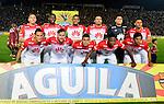Deportes Tolima igualó como local 0-0 ante Santa Fe. Final ida Liga Águila II-2016.