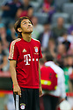Takashi Usami (Bayern), JULY 26, 2011 - Football / Soccer : Takashi Usami of Bayern warms up during the Audi Cup match between FC Bayern Muenchen 1-1 AC Milan at Allianz Arena in Munich, Germany. (Photo by Enrico Calderoni/AFLO SPORT) [0391]