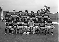 The Dr Crokes Team in the East Kerry final 1978.<br /> Picture by Don MacMonagle
