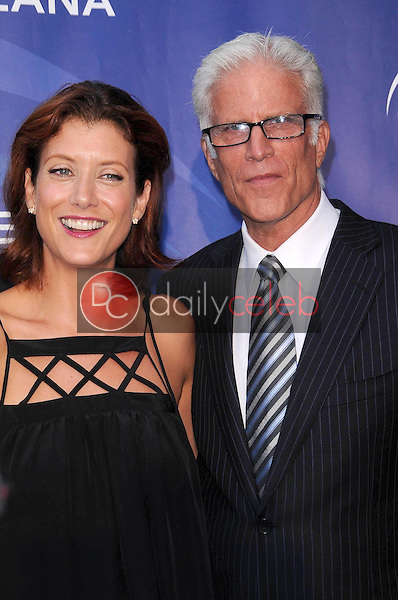 Kate Walsh and Ted Danson<br />at Oceana's SeaChange Summer Party 2009. Private Residence, Laguna Beach, CA. 08-22-09<br />Dave Edwards/DailyCeleb.com 818-249-4998