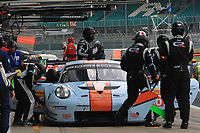 #86 GULF RACING (GBR) PORSCHE 911 RSR LMGTE AM MICHAEL WAINWRIGHT (GBR) ANDREW WATSON (GBR) BENJAMIN BARKER (GBR)