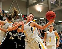 120109 Neumann University - Women's Basketball vs IU