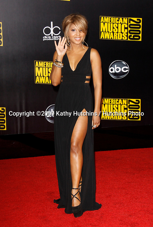 Toni Braxton.The 2009 American Music Awards - Arrivals.Nokia Theatre L.A. Live.Los Angeles, CA.November 22, 2009.©2009 Hutchins Photo....