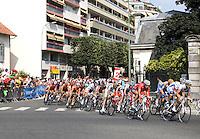 2010 Tour de France, Pau