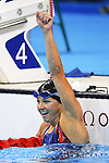 Rebecca Meyers (USA), <br /> SEPTEMBER 8, 2016 - Swimming : <br /> Women's 100m Butterfly S13 <br /> at Olympic Aquatics Stadium<br /> during the Rio 2016 Paralympic Games in Rio de Janeiro, Brazil.<br /> (Photo by AFLO SPORT)