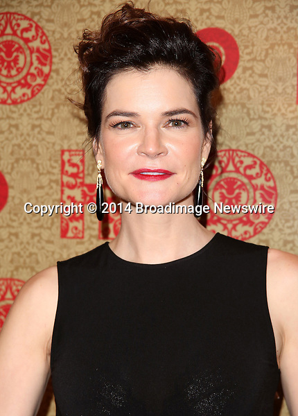 Pictured: Betsy Brandt<br /> Mandatory Credit &copy; Frederick Taylor/Broadimage<br /> HBO's Post 2014 Golden Globe Awards Party - Arrivals<br /> <br /> 1/12/14, Los Angeles, California, United States of America<br /> <br /> Broadimage Newswire<br /> Los Angeles 1+  (310) 301-1027<br /> New York      1+  (646) 827-9134<br /> sales@broadimage.com<br /> http://www.broadimage.com