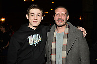 """NEW YORK - MARCH 19:(L-R) Keidrich Sellati and Chris Sellati attend the party at the Bowery Hotel Terrace following the premiere for FX Networks """"What We Do In The Shadows"""" on March 19, 2019 in New York City. (Photo by Anthony Behar/FX/PictureGroup)"""