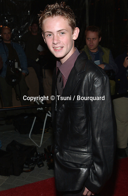 Matt O'Leary arriving at the premiere of Domestic Disturbance on the Paramount lot in Los Angeles. October 30, 2001.           -            O'LearyMatt01.jpg