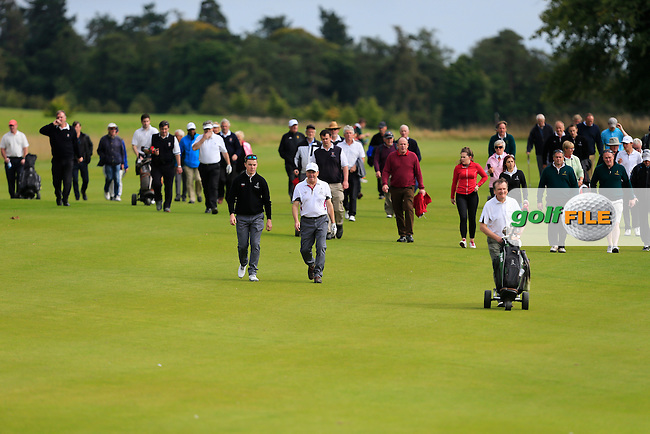 John Armstrong (Greenisland) in the AIG Junior Cup Final at the AIG Cups &amp; Shields National Finals, Carton House, Maynooth, Co Kildare.<br /> Picture Golffile | Fran Caffrey