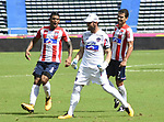 Junior venció 1-0 a Deportivo Pasto. Fecha 20 Liga Águila II-2017.