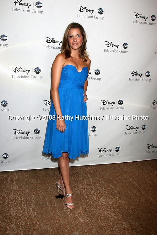 Julie Gonzalo  arriving at the ABC TCA Summer 08 Party at the Beverly Hilton Hotel in Beverly Hills, CA on.July 17, 2008.©2008 Kathy Hutchins / Hutchins Photo .