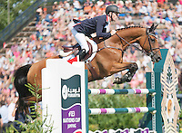 The Furusiyya Fei Nations Cup of Great Britain, Longines RIHS, Hickstead.