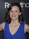 "WEST HOLLYWOOD, CA. - February 22: Sarah Ramos attends the Los Angeles premiere of ""Parenthood"" at the Directors Guild Theatre on February 22, 2010 in West Hollywood, California."