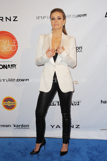 WWW.ACEPIXS.COM . . . . . .February 11, 2013...New York City....Carmen Electra attends Yarnz Preview Party Fall 2013 Style360 at Haven Ski Chalet At The Sanctuary Hotel on February 11, 2013 in New York City. ....Please byline: KRISTIN CALLAHAN - WWW.ACEPIXS.COM.. . . . . . ..Ace Pictures, Inc: ..tel: (212) 243 8787 or (646) 769 0430..e-mail: info@acepixs.com..web: http://www.acepixs.com .