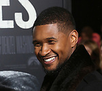 Usher attends the 'Fences' New York screening at Rose Theater, Jazz at Lincoln Center on December 19, 2016 in New York City.