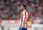 Atletico de Madrid's Raul Garcia dejected during La liga match. September 19, 2010. (ALTERPHOTOS/Alvaro Hernandez).