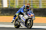 Reale Avintia Racing's rider Tito Rabat of Spain rides during the MotoGP Official Test at Chang International Circuit on 16 February 2018, in Buriram, Thailand. Photo by Kaikungwon Duanjumroon / Power Sport Images