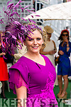 Fiona Collins, Killarney pictured at Ladies day at Galway Races on Thursday.