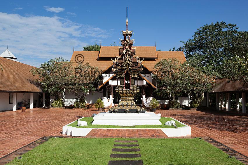 Thailand, Northern Thailand, Chiang Rai: The Legend Chiang Rai Boutique River Resort and Spa   Thailand, Nordthailand, Chiang Rai: 4 Sterne-Hotel The Legend Chiang Rai Boutique River Resort and Spa