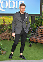 Ewan McGregor at the &quot;Christopher Robin&quot; European film premiere, BFI Southbank, Belvedere Road, London, England, UK, on Sunday 05 August 2018.<br /> CAP/CAN<br /> &copy;CAN/Capital Pictures