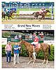 Brand New Moves winning at Delaware Park on 5/16/12