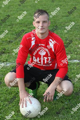 2009-07-31 / Voetbal / seizoen 2009-2010 / Andy Stevens..Foto: Maarten Straetemans (SMB)