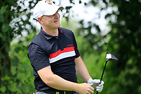 Richard McEvoy (ENG) during the second round of the Shot Clock Masters, played at Diamond Country Club, Atzenbrugg, Vienna, Austria. 08/06/2018<br /> Picture: Golffile | Phil Inglis<br /> <br /> All photo usage must carry mandatory copyright credit (&copy; Golffile | Phil Inglis)