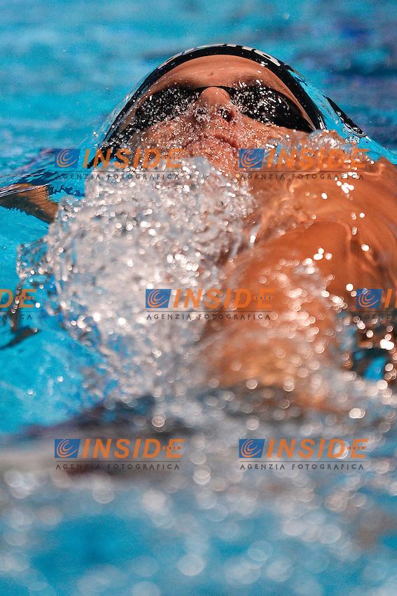 Federico Turrini Italia Men's 200m Backstroke <br /> Swimming - Nuoto <br /> Barcellona 1/8/2013 Palau St Jordi <br /> Barcelona 2013 15 Fina World Championships Aquatics <br /> Foto Andrea Staccioli Insidefoto