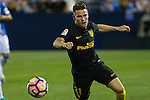 Atletico de Madrid's Kevin Gameiro during the match of La Liga between Club Deportivo Leganes and Atletico de Madrid at Butarque Estadium in Leganes. August 27, 2016. (ALTERPHOTOS/Rodrigo Jimenez)